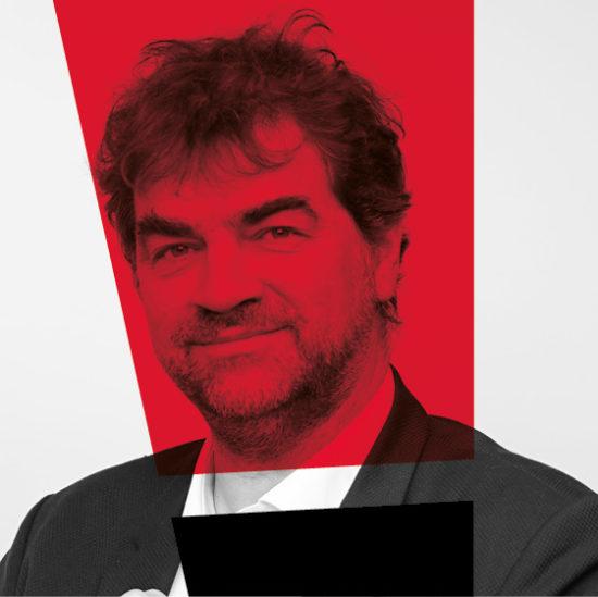 Jean-Marc Ségati - Vice-Président en charge du planning stratégique